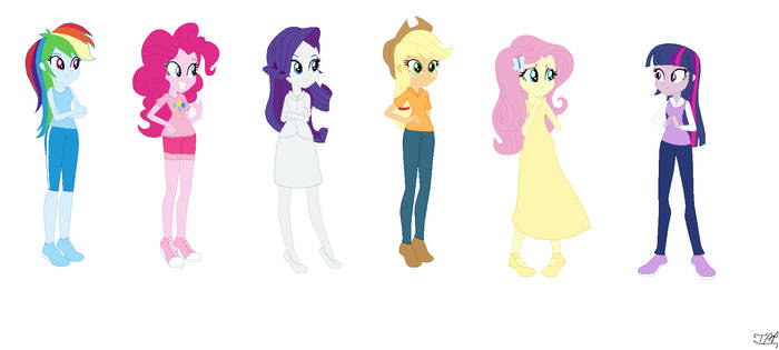 Mlp as humans #3