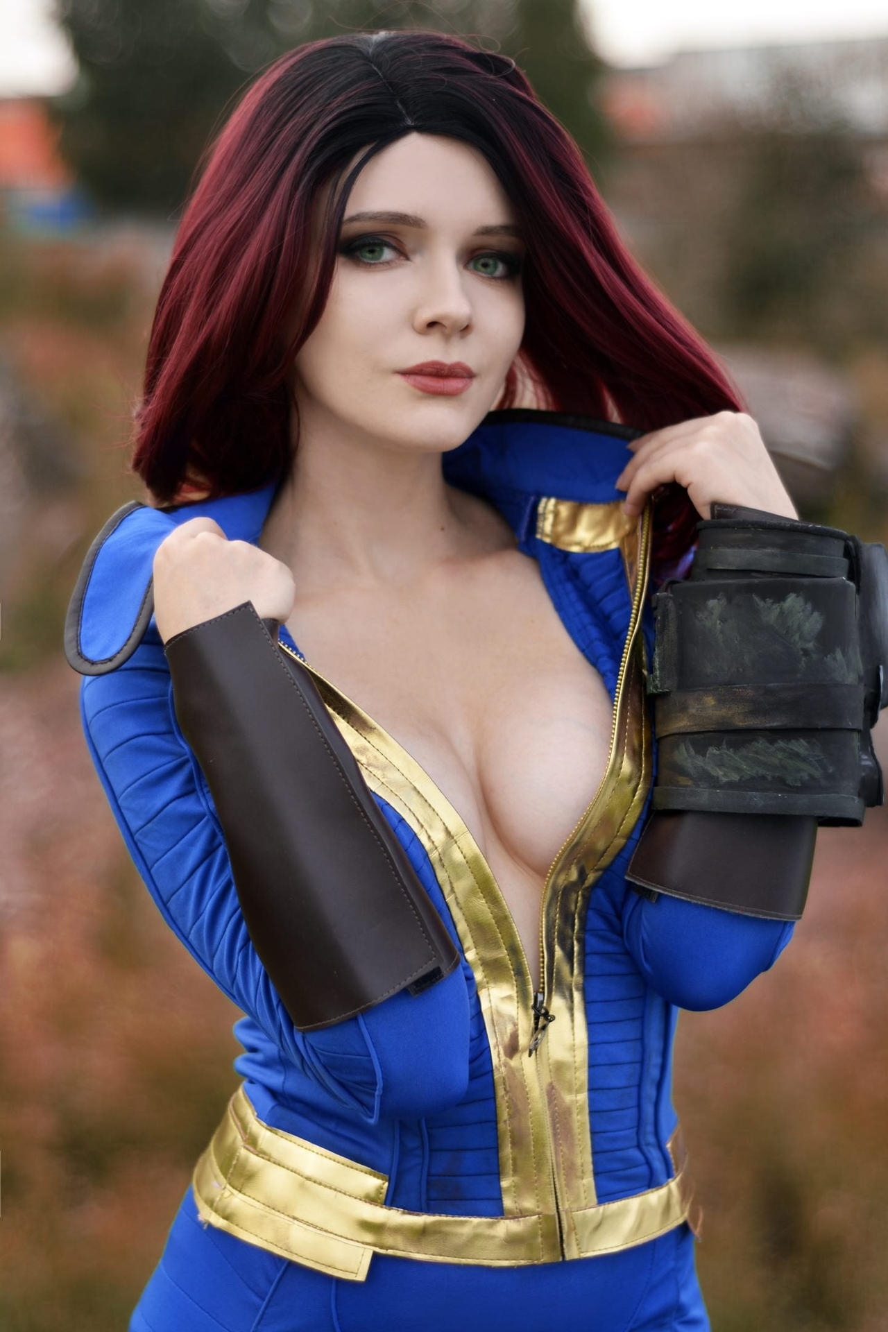 Cosplay sexy fallout Sexy Fallout
