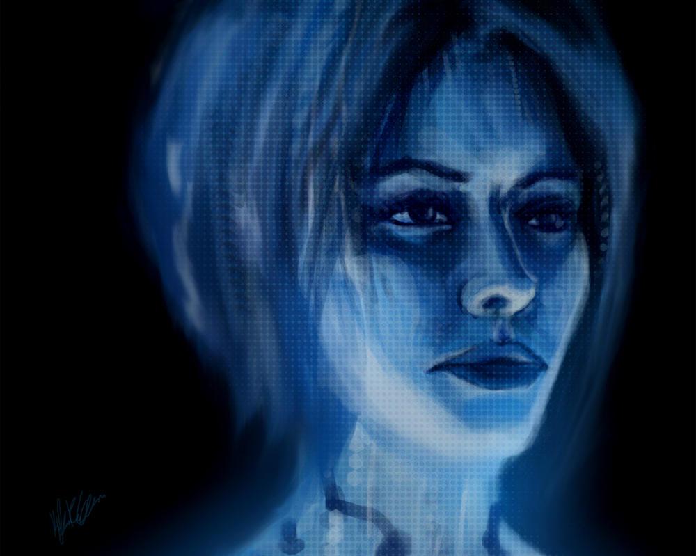 Cortana 25-8-16 by GutsysaurusRex