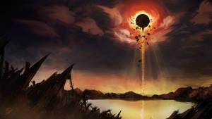 Darkening Sun 09-9-16