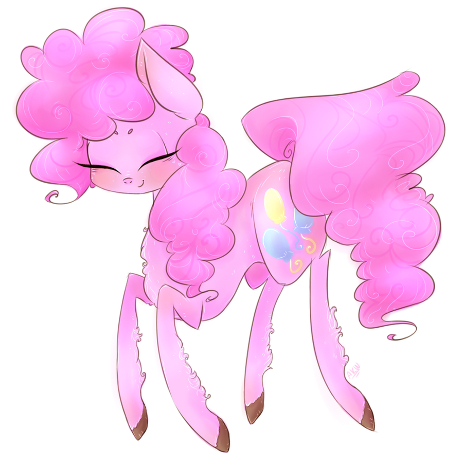 Pinkie Pie by grandifloru