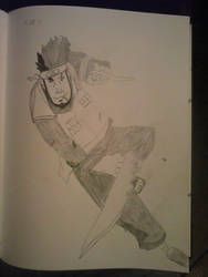 Asuma Sarutobi by lyrics494