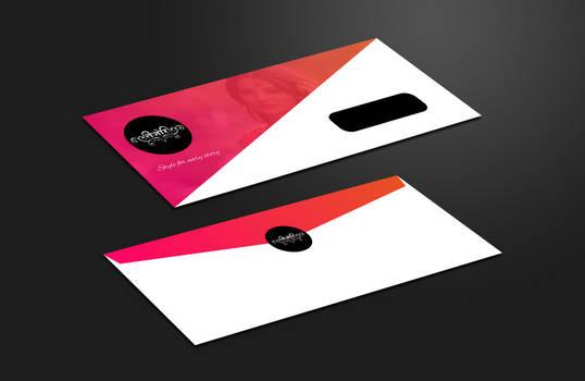 envelope design 4  TIJORI THE BOUTIQUE
