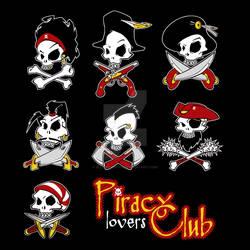 Piracy lovers Club