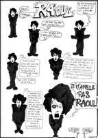 Fanzine 05 by bluerabbit63