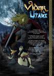 Vidar et Utari 02 by bluerabbit63