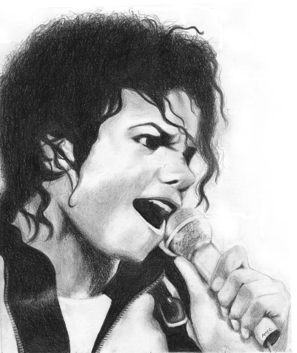 michael jackson sketch smooth - photo #41