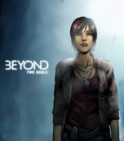 Beyond: Two Souls by Rekkiem
