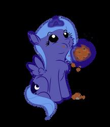 Luny cookie nom