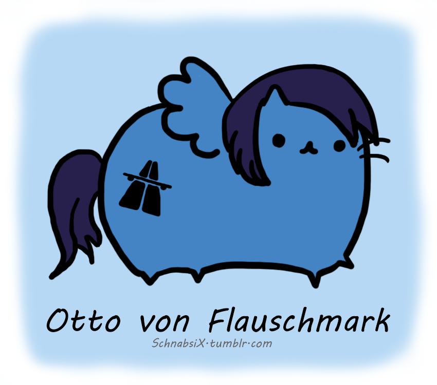Otto von Flauschmark by SchnabsiX