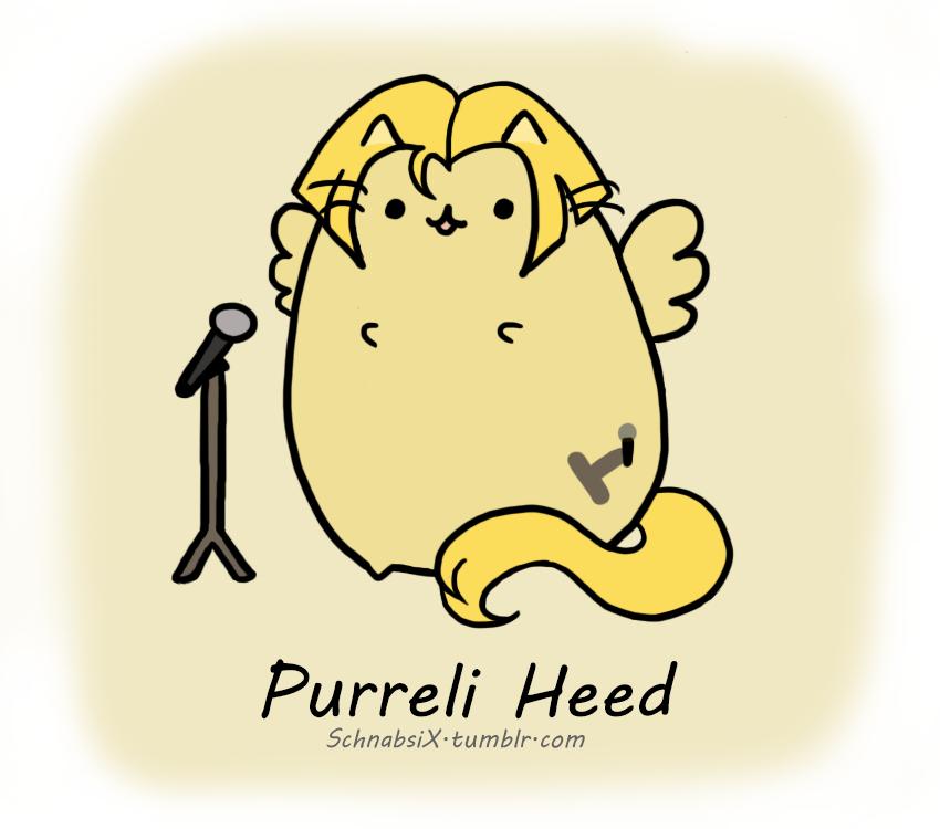 Purreli Heed by SchnabsiX