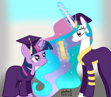 NATG Day 29 - Pomp and Circumstance by phallen1