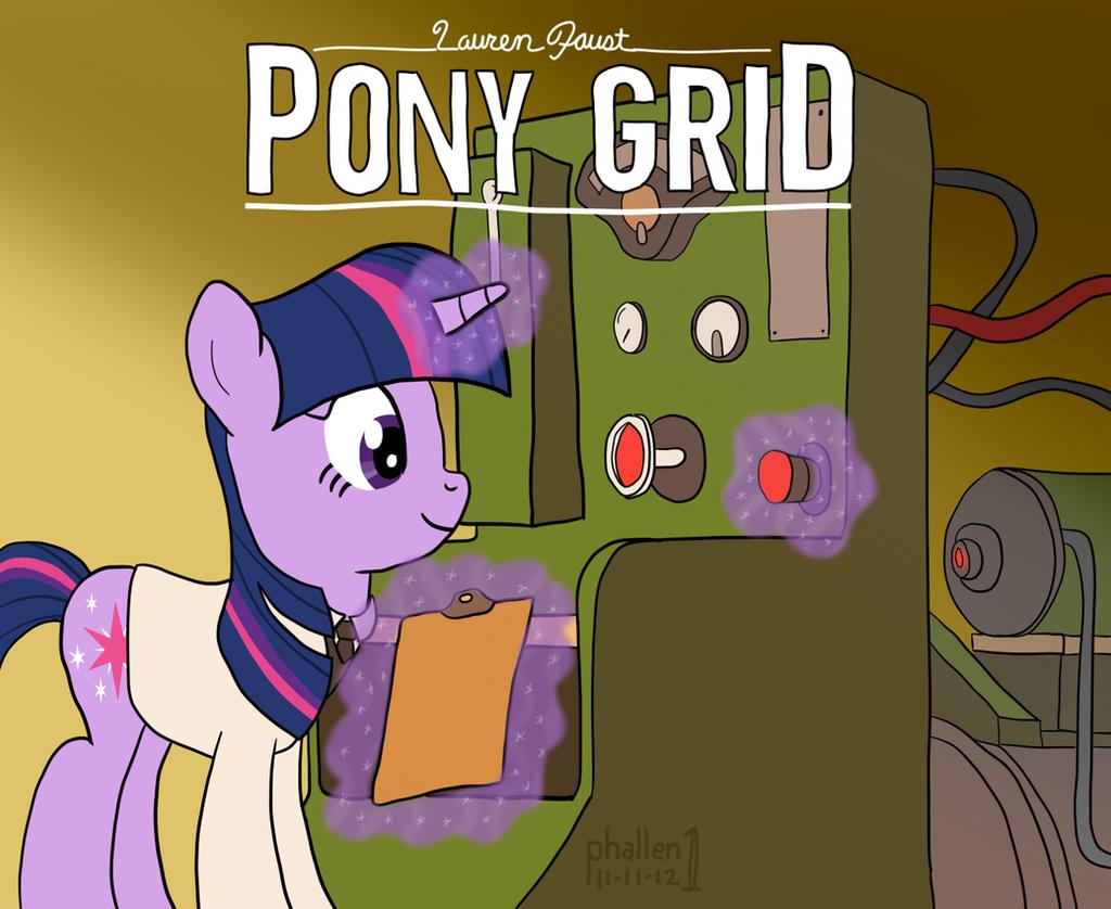Pony Grid by phallen1