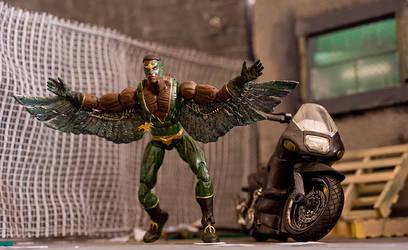 Green Falcon by ManOfAction7666