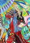 Final Fantasy X abstract