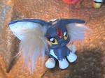 Ryo Ohki custom pony