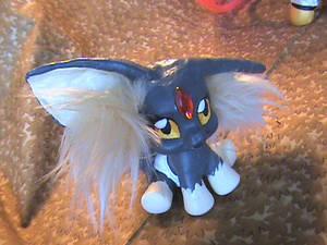 Ryo Ohki custom pony by LightningMana-Crafts