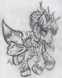 ManaFeeshMare sketch