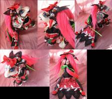 Gothic Lolita Sugarberry by LightningSilver-Mana
