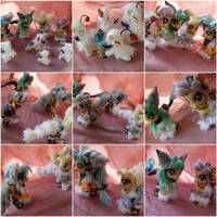 Final Fantasy Crystal Chronicles Selkie Clan by LightningSilver-Mana