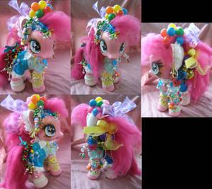 Harajuku PinkiePie Zilla by LightningMana-Crafts