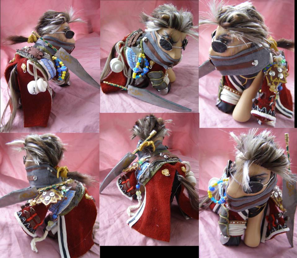 ffx Sir Auron by LightningMana-Crafts
