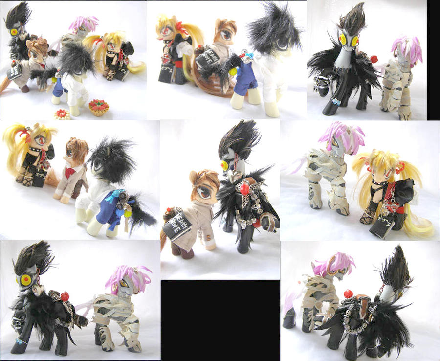 Death Note customs