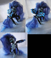 Nightmare Moon v2.0 by LightningSilver-Mana