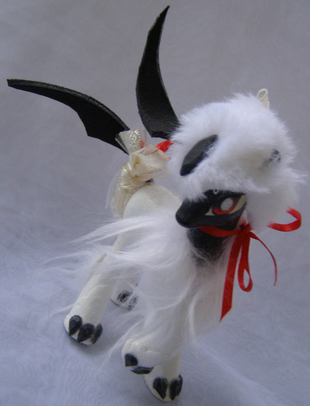 Absol custom by LightningSilver-Mana