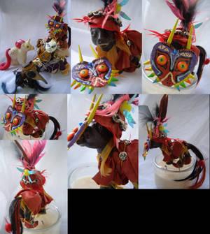 Skullkid commission v3.0 by LightningMana-Crafts