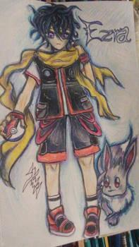 Pokemon OC Ezra