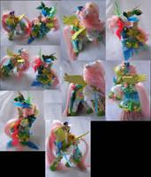 Lolita Gala Fluttershy Flutterpony commission by LightningSilver-Mana
