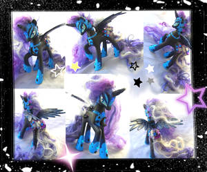 Nightmare Rarity by LightningMana-Crafts