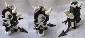 Alice Angel custom pony by LightningSilver-Mana