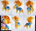 Sunburst custom pony