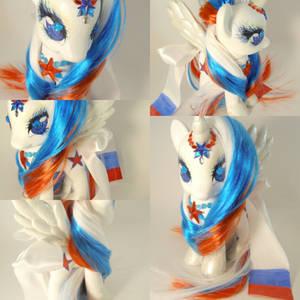 Russia mascot gift custom by LightningMana-Crafts
