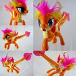 Smolder dragon mlp by LightningMana-Crafts