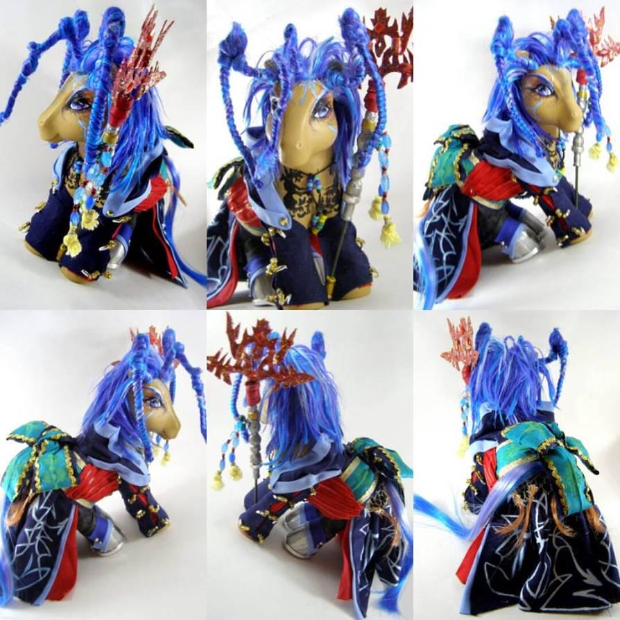 Maester Seymour Guado version 2.0 by LightningMana-Crafts