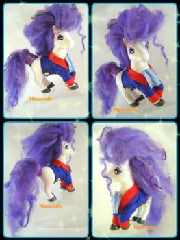 Gen 1 Nightshade custom pony