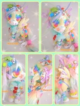 Fairykei Quarantina pony