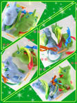 Mimics by LightningMana-Crafts