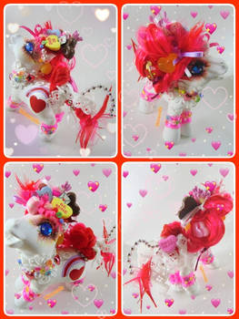 G1-G3 Decora remixed Mail-order Valentine Twin