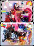 Pride customs for sale by LightningMana-Crafts