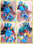Care Bear Pony v4.0 by LightningMana-Crafts