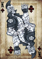 King of Clubs by NoahW