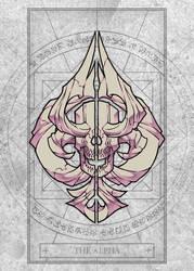 Ace of bones by NoahW