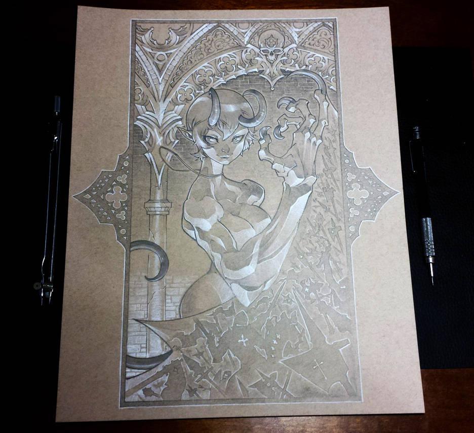 Lilith, the dark madonna