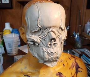 Void Skull Mask WIP