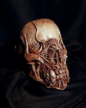 Void Skull Mask photoshoot1