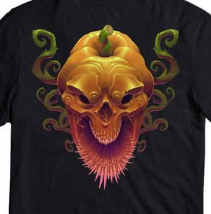 Pumpkin Shirt Demo